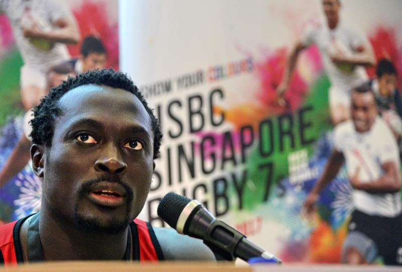Why Injera believes future of Kenya's Sevens rugby is safe