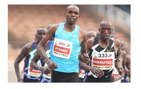 Why Kenya's Etyang is hopeful representing Kenya in Olympics