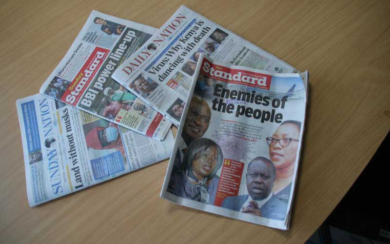 Why return of fake front pages should worry us