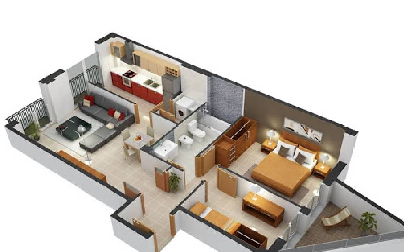 Why two bedroom units are in high demand