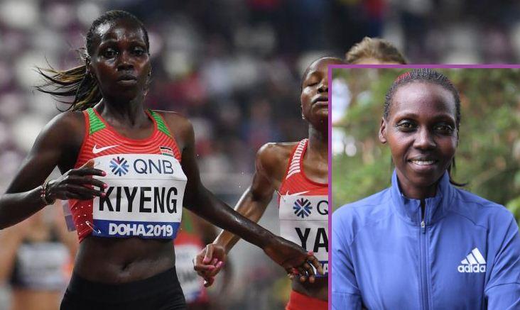 Will Kiyeng change pecking order at Tokyo Olympics?