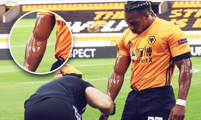 Wolves' boss: Adama Traore uses baby oil to blaze past defenders