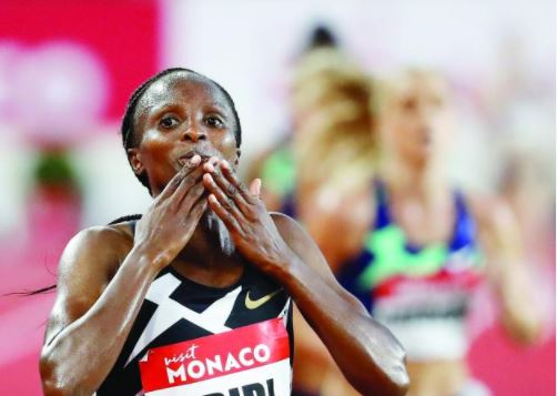 World champion Obiri shifts focus to 2021 Tokyo Olympics