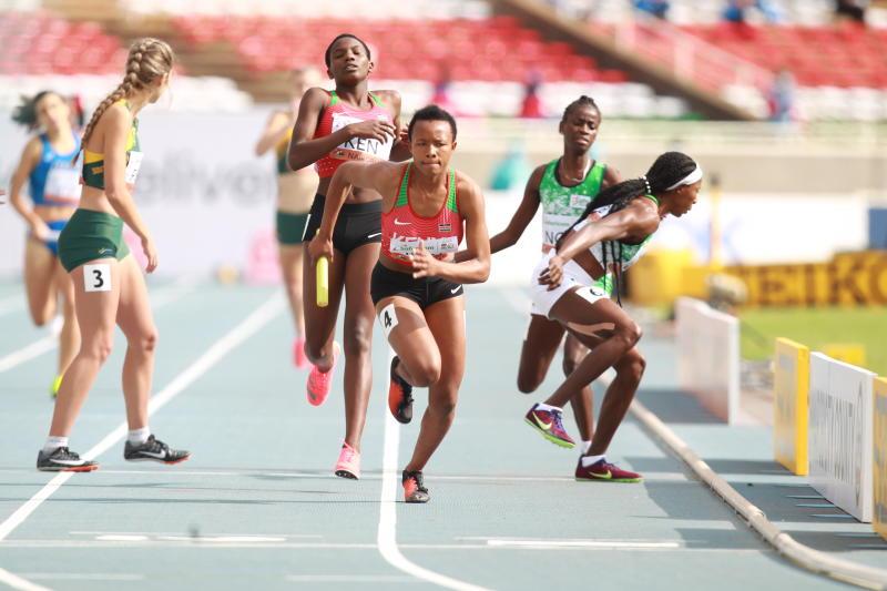 World U20 Championships heats: Kenya disqualified from 4X400m mixed relay