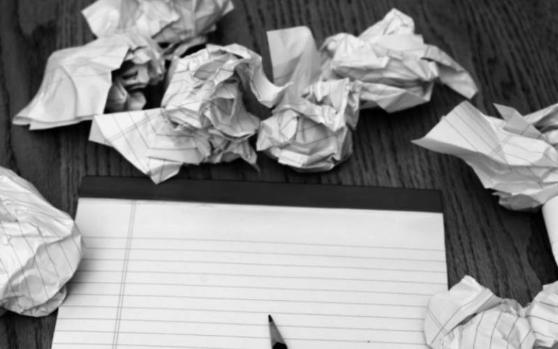 Writer's block is just a myth