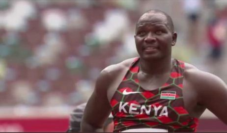 Yego bows out of Tokyo Olympics in javelin qualification round