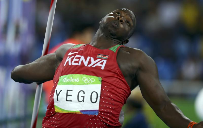 Yego on a mission to strike gold in Tokyo