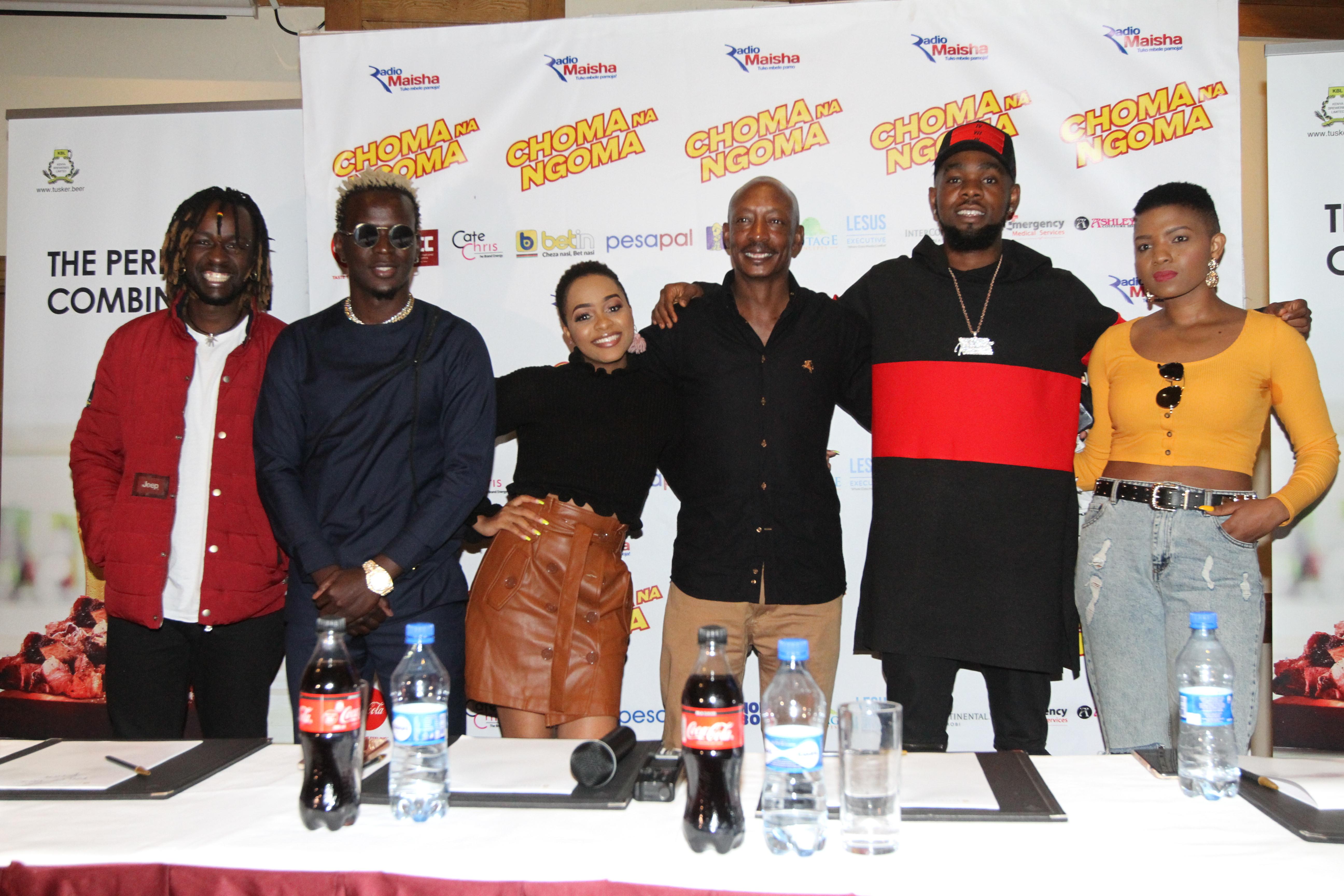 Choma na Ngoma Performers