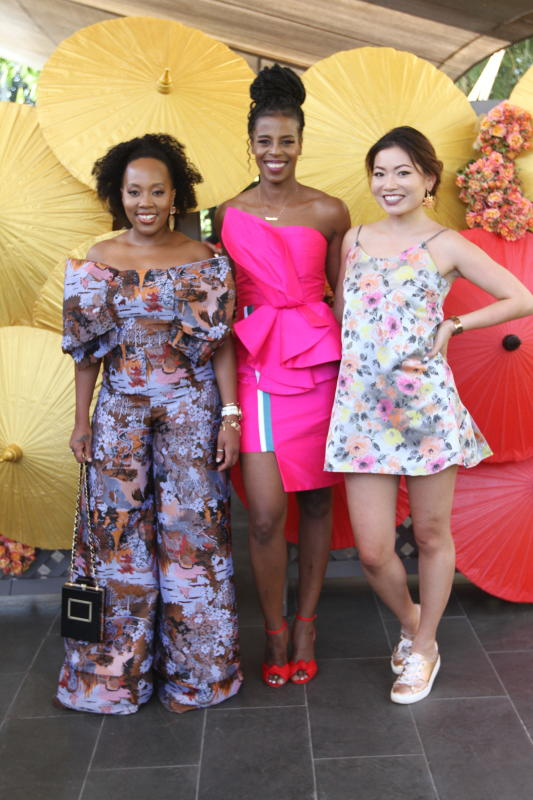 Fashion High Tea by Elvis Ogina