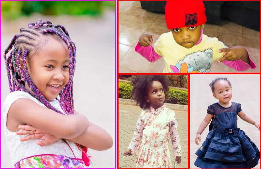 10 of the most adored celebrity kids in Kenya - 2020