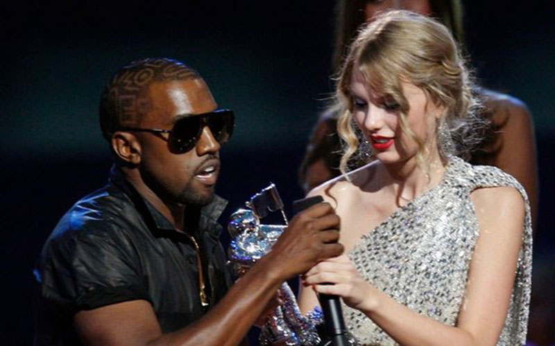 11-year feud: Taylor Swift releases album same day as Kanye West