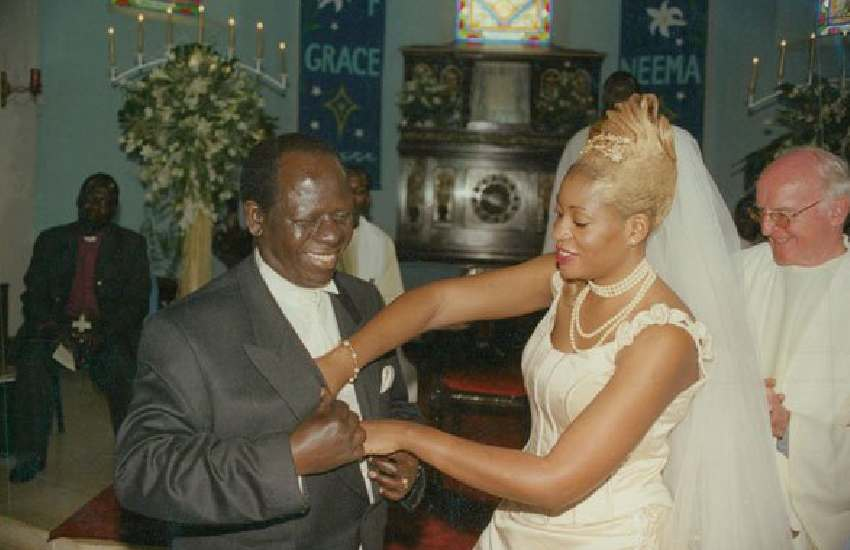 10 politicians who wedded while in office