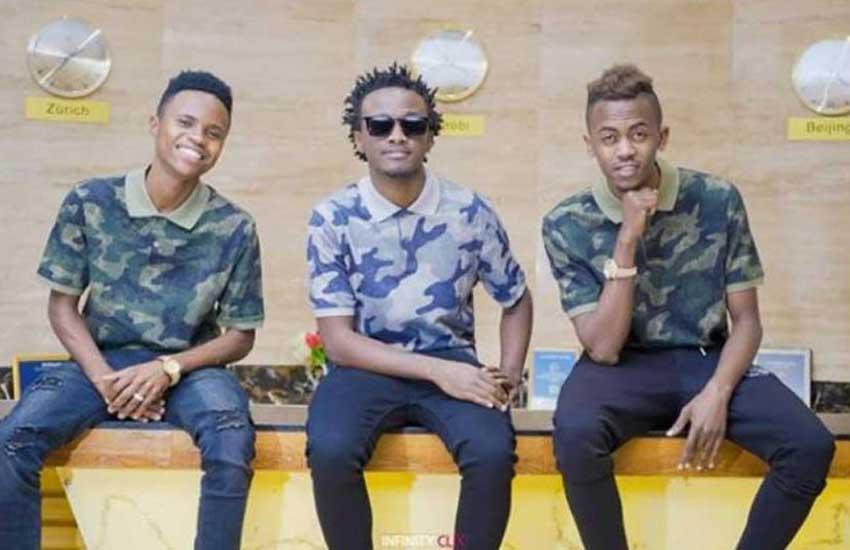 'Bitter brotherhood' in Bahati's EMB Records?