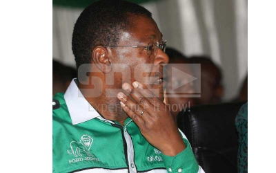 Moses Wetang'ula claims teargas almost made him impotent
