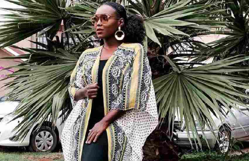 Actress Catherine Kamau devastated after hackers target her Facebook account