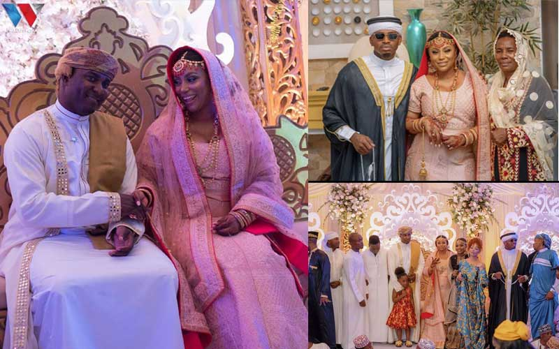 After colourful wedding, Esma Platnumz's reception set for today