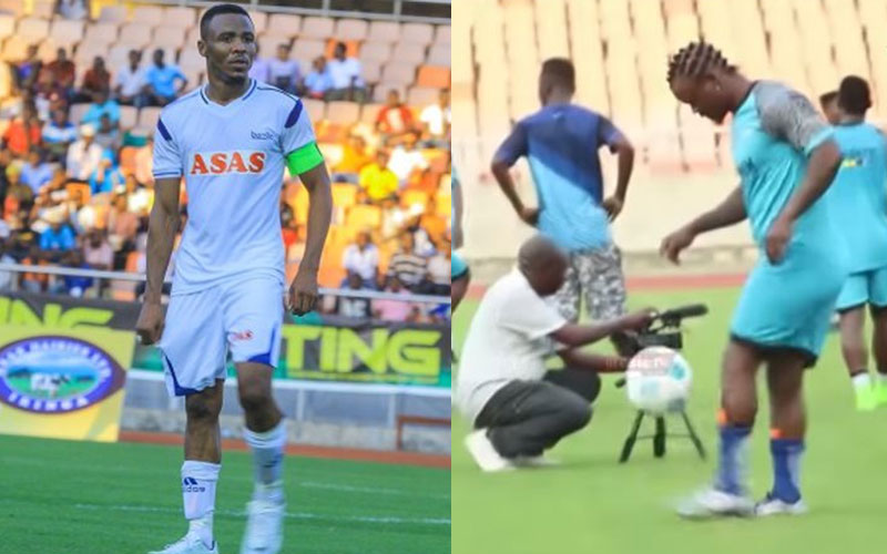 Ali Kiba, Harmonize to face off in charity football match