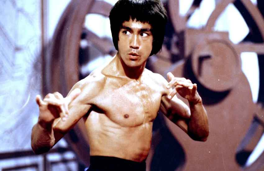 Amazing unseen footage reveals Bruce Lee's only one 'real' fight in history