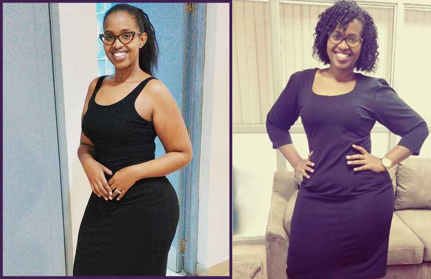 Amina Mude opens up on battle with hypothyroidism