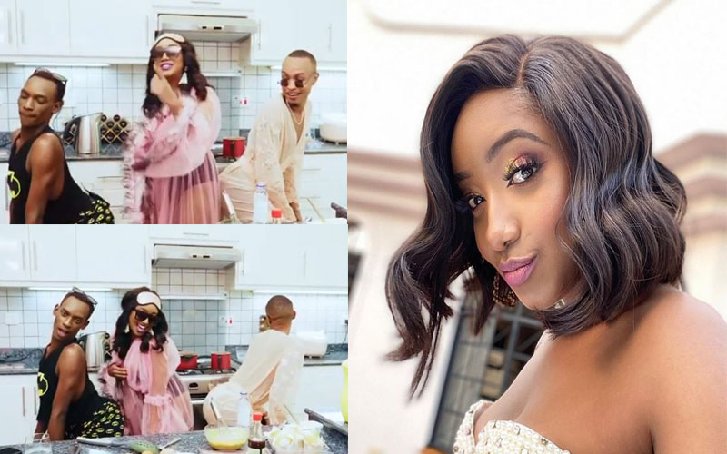 Anita Nderu speaks after backlash over controversial cooking show episode