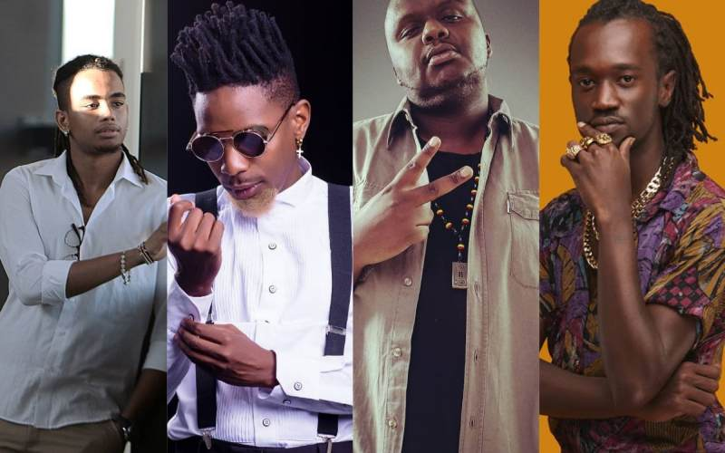 Bad boys of Kenyan showbiz