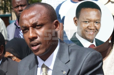 Battle to oust Alfred Mutua will be vicious- Kilonzo Jnr