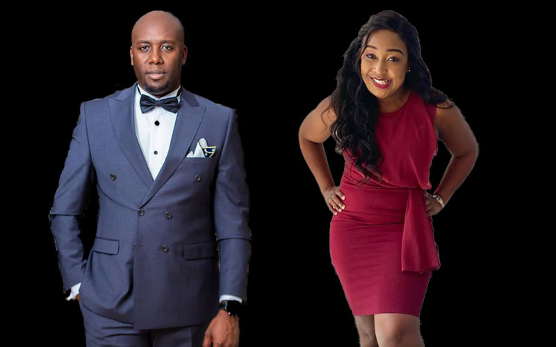 Betty Kyallo and Dennis Okari co-parenting?