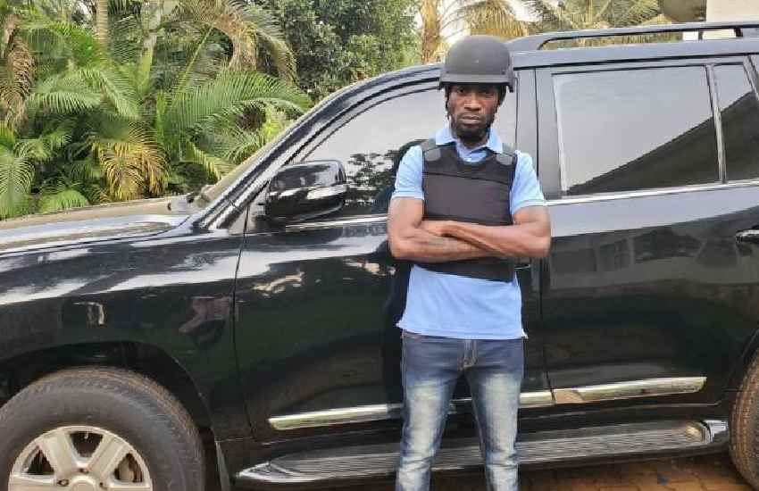Bobi Wine given until March 31 to declare armored car