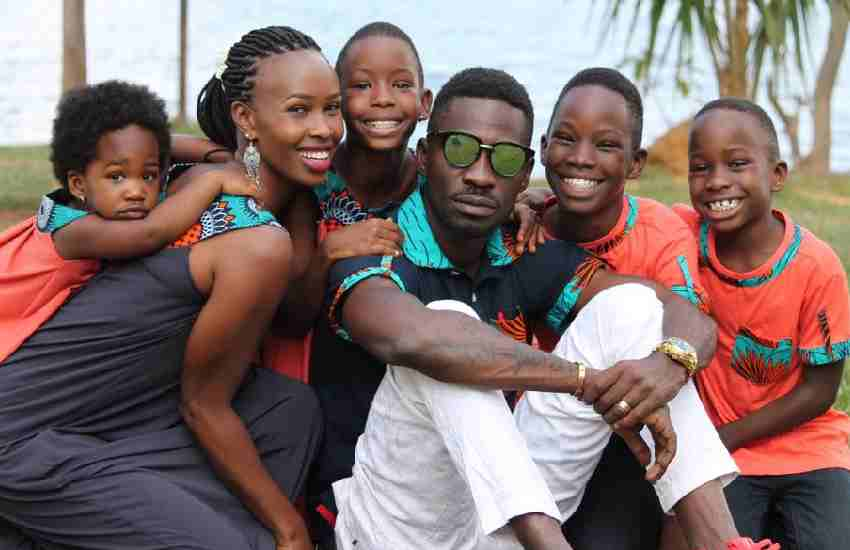 Bobi Wine speaks out on why he evacuated family to US ahead of election