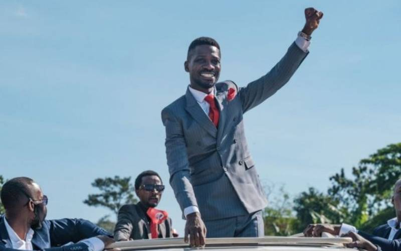 Bobi Wine to pay Sh10m tax for bullet-proof car