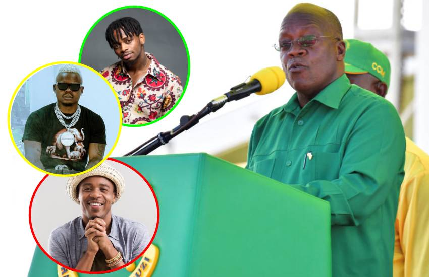 How Magufuli solidified his grip on Bongo music