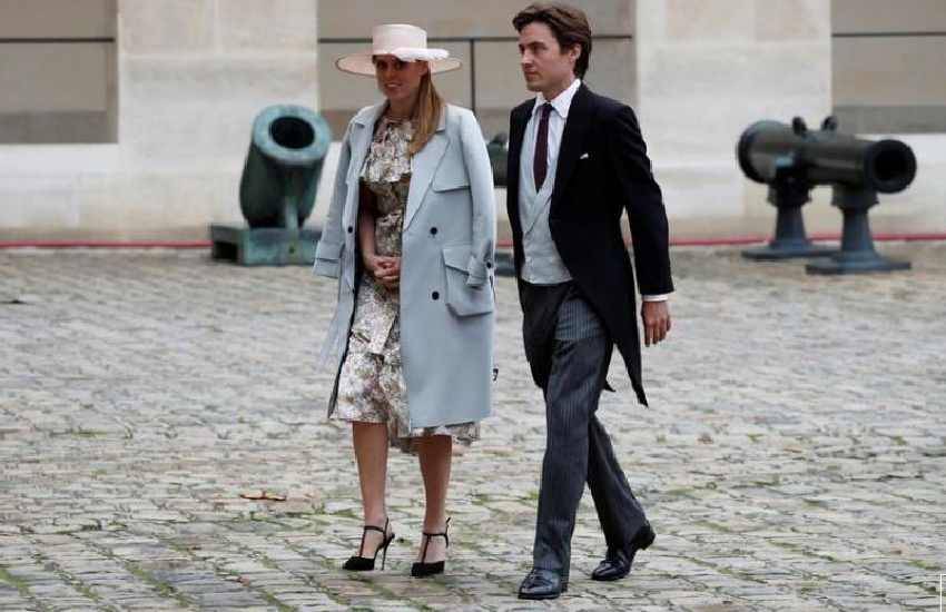 Britain's Princess Beatrice cancels wedding amid coronavirus