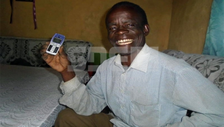Bungoma women dying to 'bonyeza' Sh5 million winner