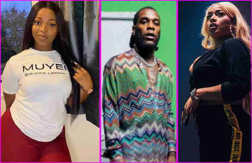 Burna Boy's alleged lover speaks, shades Stefflon Don