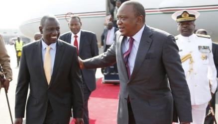 Can President Uhuru drop 'ndugu yangu William Ruto' for Gideon Moi after nominations?