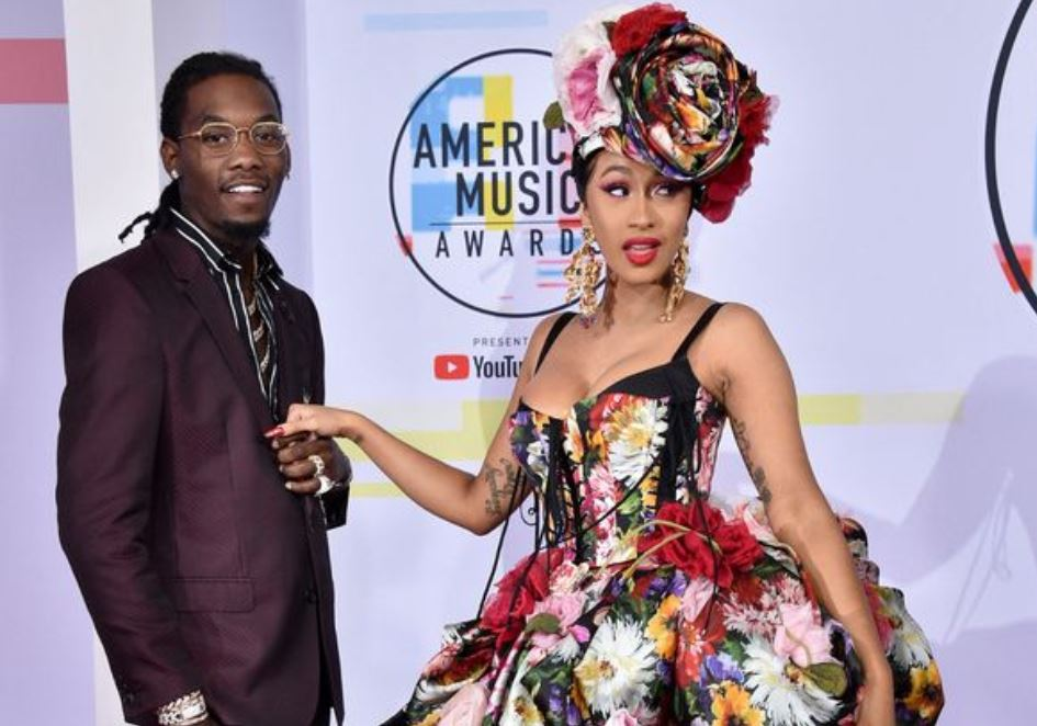 Cardi B 'slams rumours Offset got someone pregnant' amid 'amicable' divorce