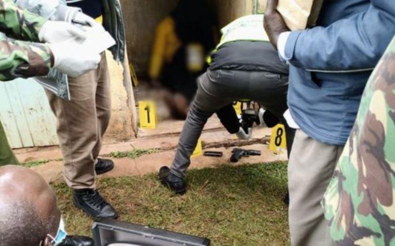 Caroline Kangogo dead: Neighbours did not hear any gunshot