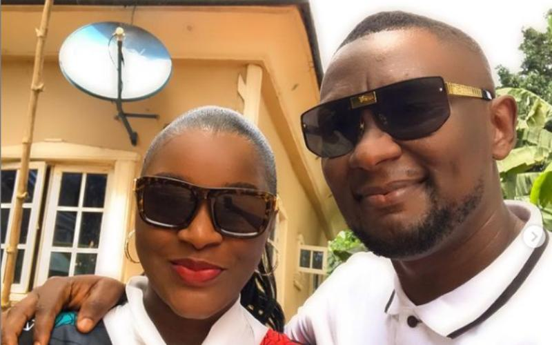 Chacha Eke claims she is bipolar, says marriage not over