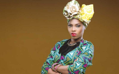 Chidinma reveals that she was born blind