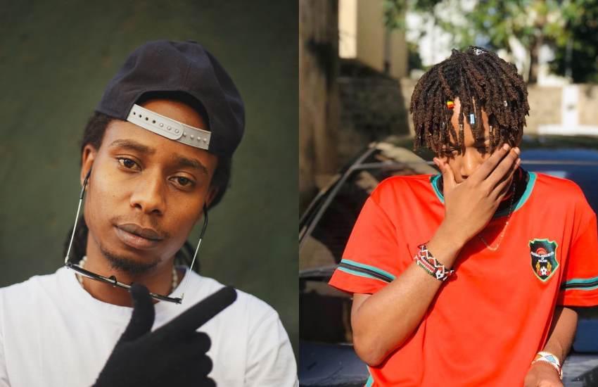 Chris Kaiga and Kahu$h, CS Kagwe's rapper son to drop 'Mastingo'
