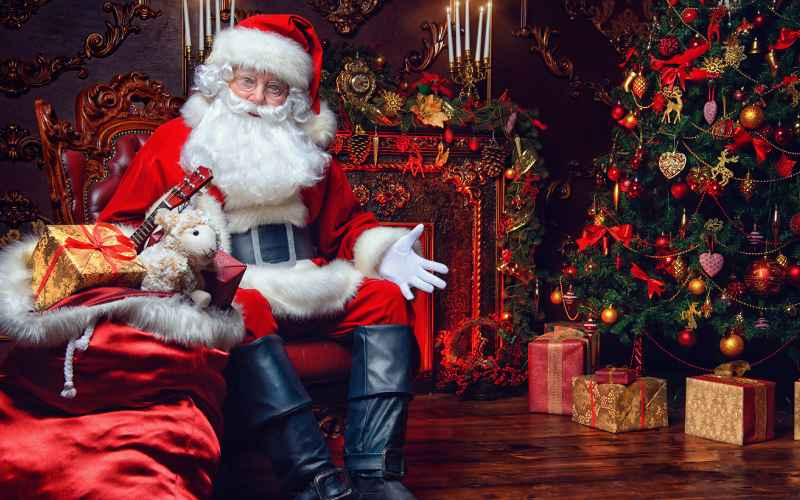 Christmas, Santa to be affected by Covid-19?