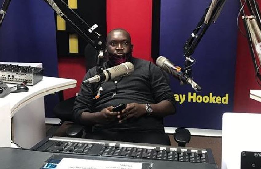 Comedian Salvado makes radio comeback, set to host breakfast show