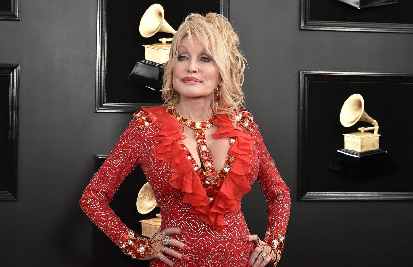 Country star Dolly Parton gets her own comic book