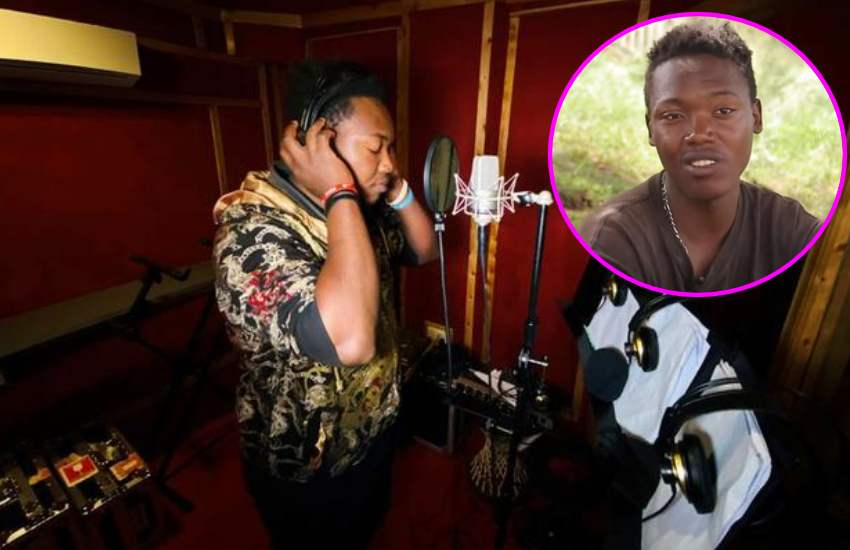 Covid crisis propels homeless Kenyan youth to rising R&B star