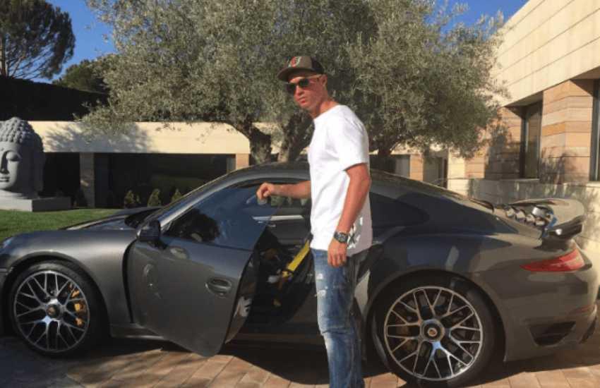 Cristiano Ronaldo to become first billionaire footballer