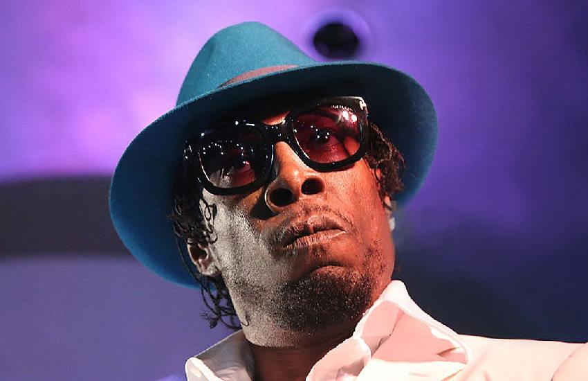 Dancehall legend Shabba Ranks in mourning