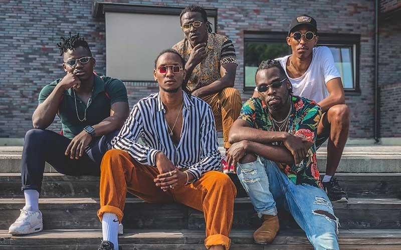 Did Matata sample beats from Iris on their new jam 'Kata'?