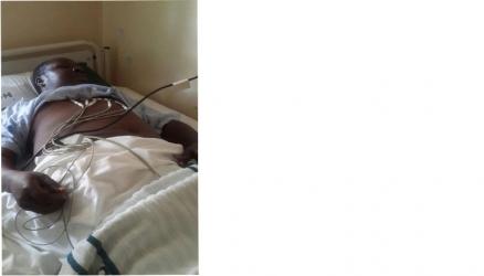 DJ Last Born critically ill, hospitalised