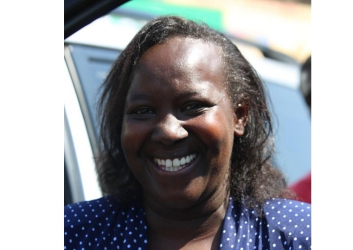 DP Ruto is my role model: A look into Janet Sitienei, the only woman to make it to Parliament in North Rift