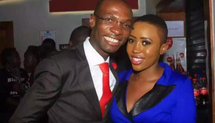 Dr Ofweneke's wife hides after domestic violence